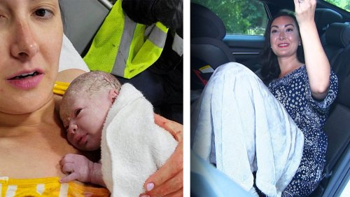Woman Who Delivered Her Own Baby in Backseat of Car Says Opera Training Prepped Her for the Moment