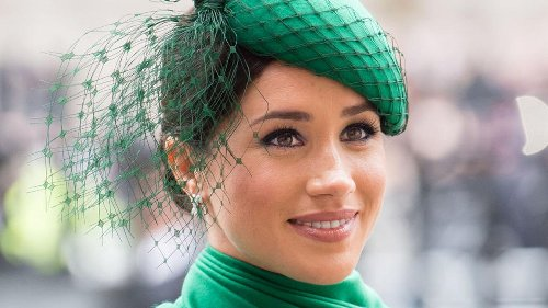 Meghan Markle Writes Children's Book About Fathers and Sons
