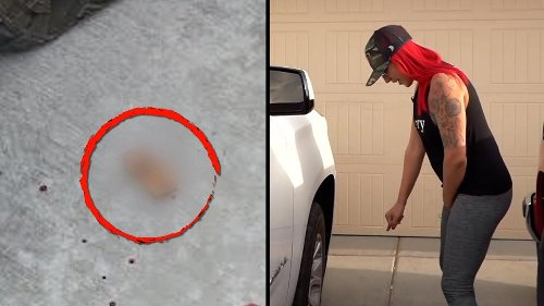 Arizona Woman Finds Severed Finger Next to Slashed Tires