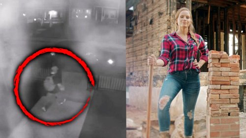 HGTV Host Gets Creative After Packages Get Stolen Off Her Porch