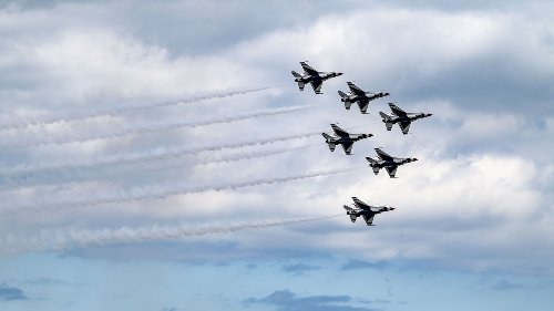 Air Force Pilot Returns to Skies After Being Barred for 2 Years