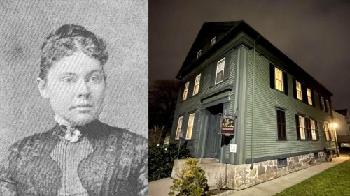 New Owner of Lizzie Borden House Claims It Is Haunted