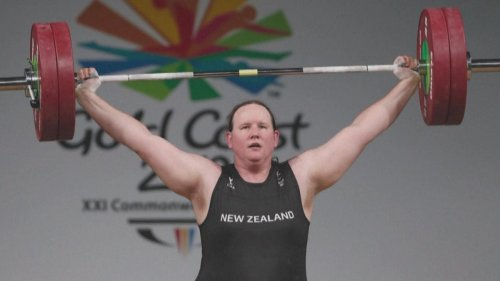 Meet the 1st Trans Athlete to Compete in the Olympics