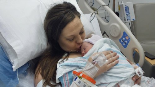 Woman Born Without a Uterus Miraculously Gives Birth