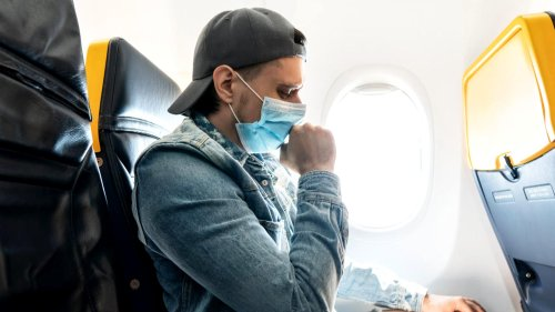 Some Travelers Want Coughing Passengers Kept Off Planes Even for Common Cold