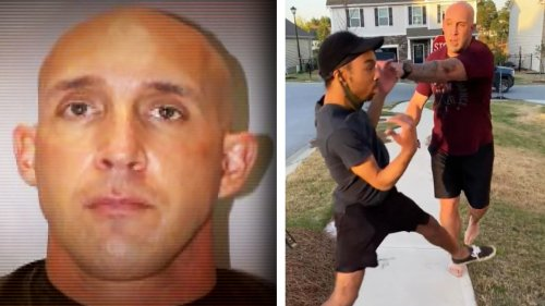 Drill Sergeant Charged After Shoving Black Man He Said Was in 'Wrong Neighborhood'
