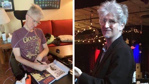 Beloved Cartoonist Patrick Dean Dies From ALS