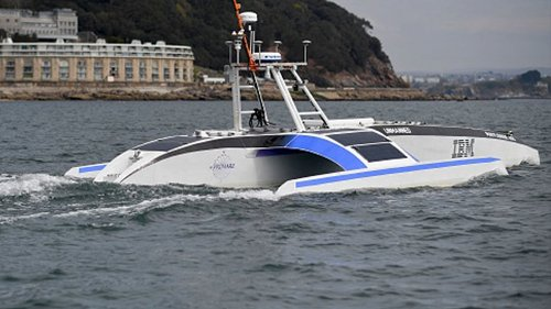 AI-Powered Vessel Turns Back 3 Days Into 3-Week Voyage