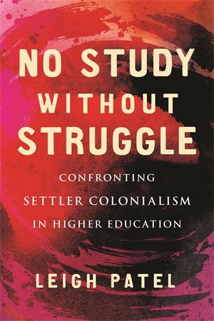 Author discusses book on higher education history and settler colonialism