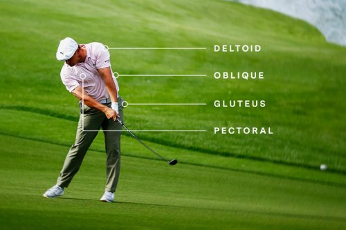Pro Golfers Are Bulking Up. Should Casual Players Do the Same?