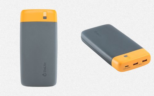 Deal: BioLite's Travel-Ready Powerbank is 20% Off at Backcountry - InsideHook