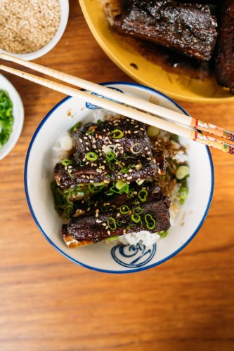 Here's Everything You Need to Make Sweet and Sour Pork Ribs at Home