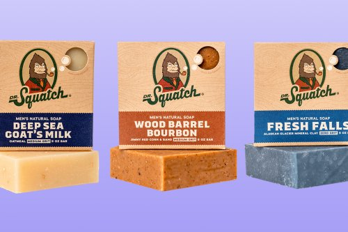 If You Like Smelling Good, Get Yourself Some Manly Soap From Dr. Squatch