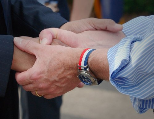 After COVID-19, What Will Become of Handshakes?
