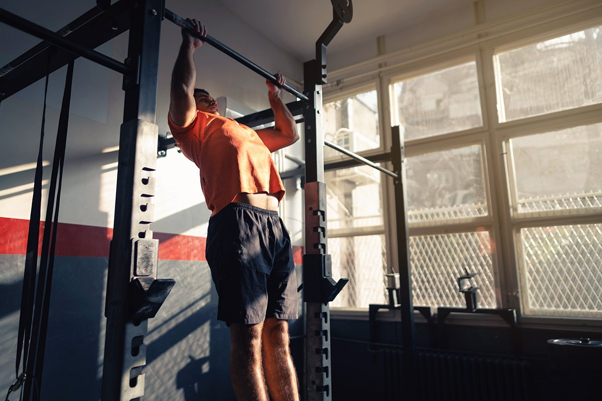 """The """"Push-Pull Routine"""" Is Our New Favorite Lifting Hack"""