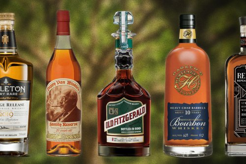 When Can You Buy This Year's Pappy Van Winkle? Consult Our Whiskey Release Schedule.