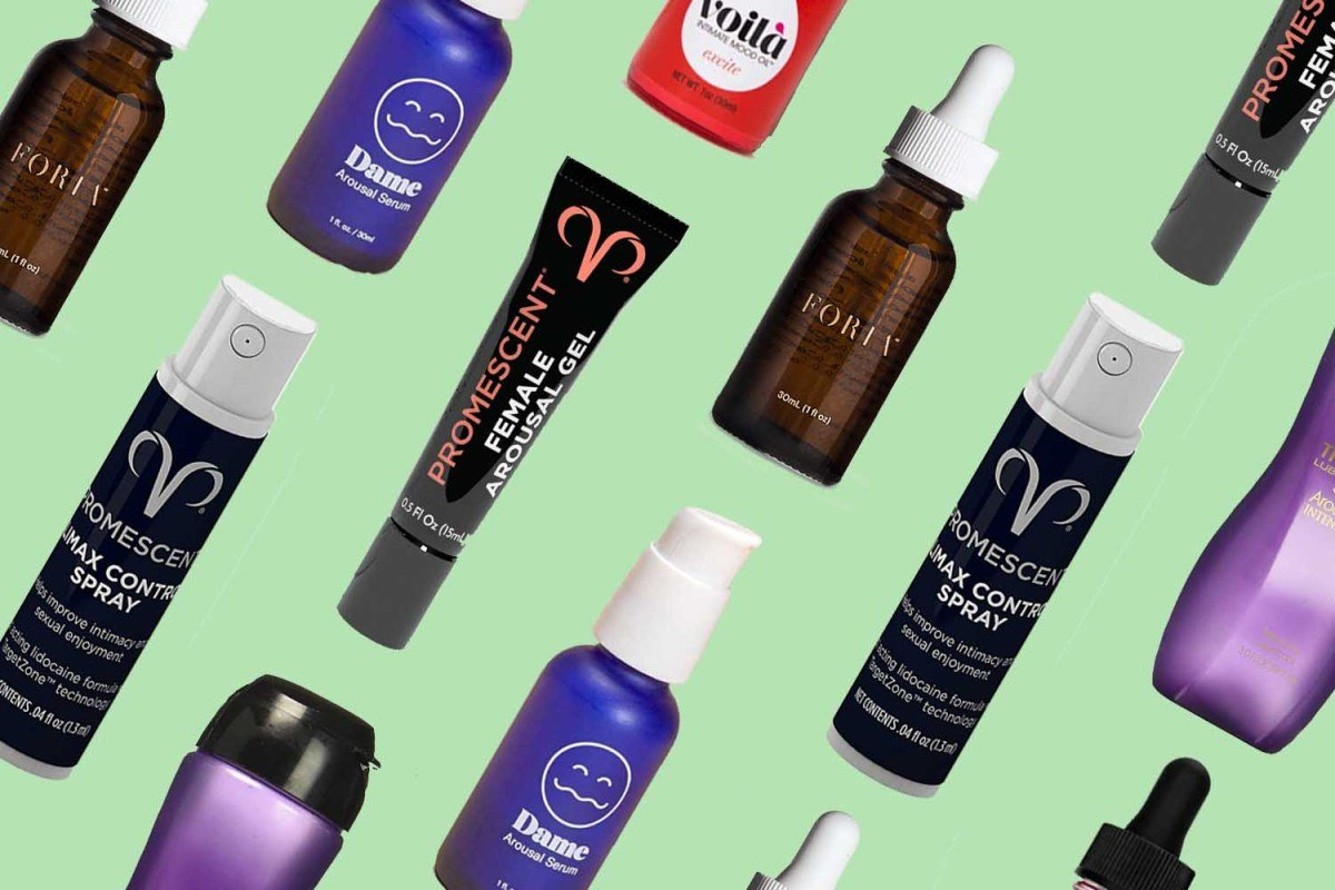 The 9 Best Arousal Gels, Sprays and Serums For You, Your Partner and Everyone!
