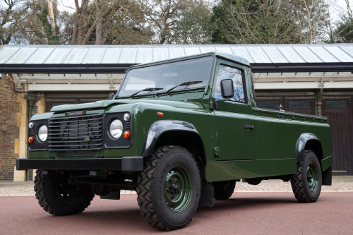 Prince Philip Spent 16 Years Designing His Land Rover Defender Hearse