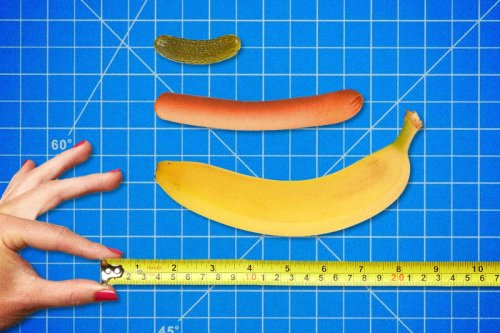 """The Truth About """"Girl Inches"""": Why Women Overestimate Penis Size"""