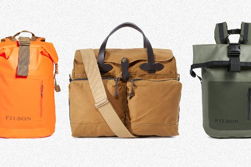 Filson Briefcases, Dry Backpacks and Other Bags Are Up to 40% Off