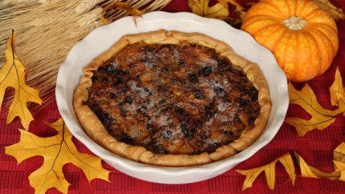 How to Put a Pumpkin Pie From the 1600s on Your Thanksgiving Table in 2020