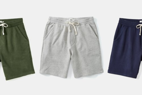 My Favorite Summer Lounge Shorts Are 20% Off Today