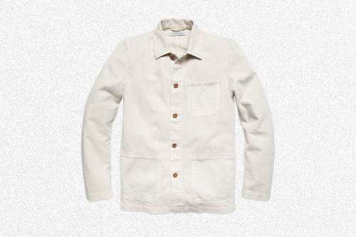 This Chore Jacket From Outerknown Is 70% Off