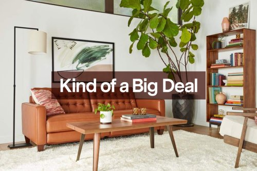 Save Up to $1,000 at This Apt2B Sale