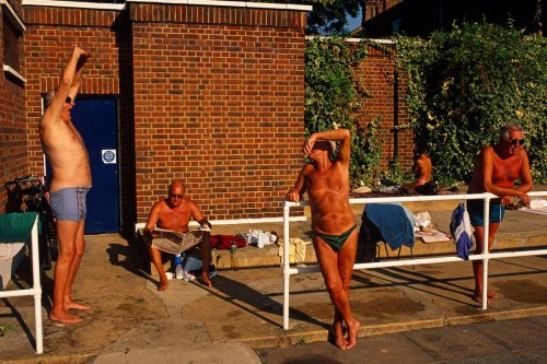 The Sun Also Burns: How Skin Cancer Became a Decidedly Male Problem