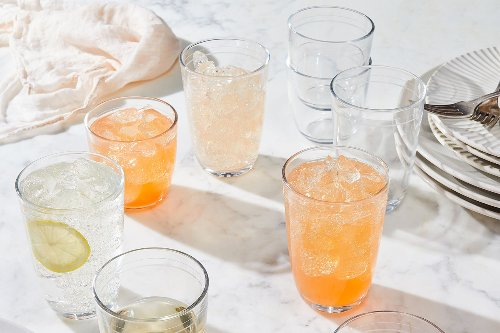 Take 15% Off These Italian-Made Stackable Glasses