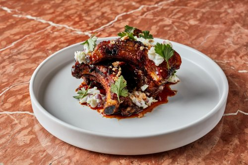 """A """"Top Chef"""" Winner Shares His Recipe for Italian-Style BBQ Ribs"""