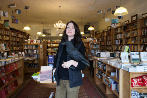 """A Chat With Helen Macdonald About Her New Book, """"Vesper Flights"""""""