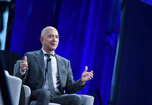 Jeff Bezos' New Yacht Is Getting a New Yacht