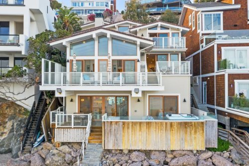 Steve McQueen's Former Malibu Beachfront Property Is Now For Sale