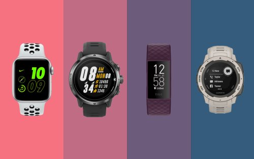 These Are the Best Fitness Trackers and Watches to Optimize Your Health