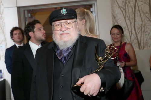 """George R.R. Martin Proves Once Again He Doesn't Care About Finishing 'Game of Thrones'"""""""