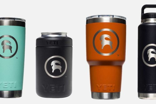 Backcountry x Yeti Drinkware Is 20% Off