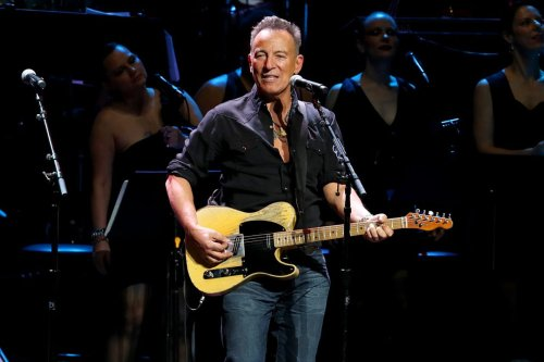 """Bruce Springsteen Says He Has a New Album Coming """"Soon"""""""