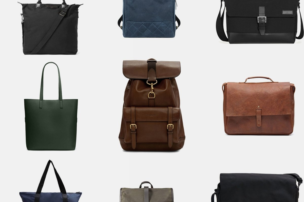 The 20 Best Work Bags for Men
