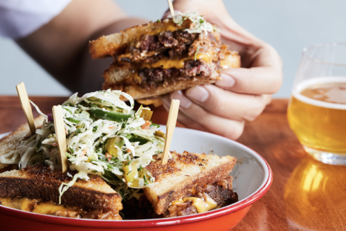 How to Make a Patty Melt, The Glorious Lovechild of Burger and Grilled Cheese