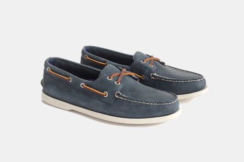 The Sperry x J.Crew Custom-Colored Original Boat Shoes Are 30% Off