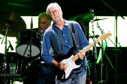 Eric Clapton Has Already Broken His Vow to Avoid Venues Requiring Vaccinations