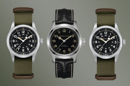 Two Essential Hamilton Watches Are Heavily Discounted