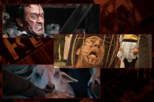 20 of the Funniest Scenes in Horror Movies