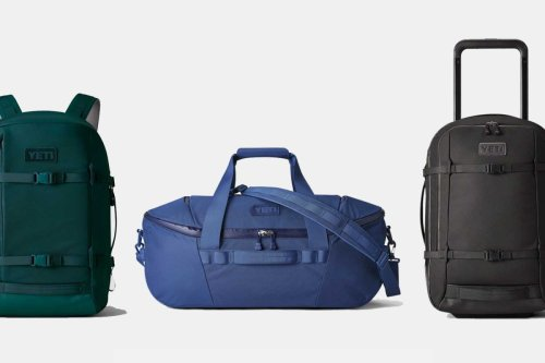 YETI Just Unveiled a New Line of Travel Bags
