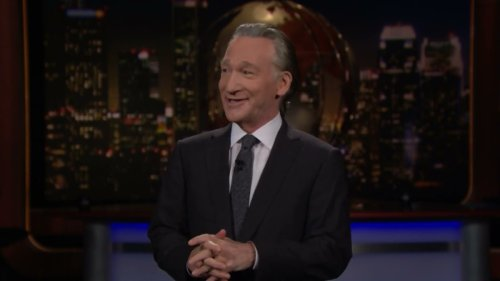 """Bill Maher Talks With Sharon Osbourne and Explores Policing on This Week's """"Real Time"""""""
