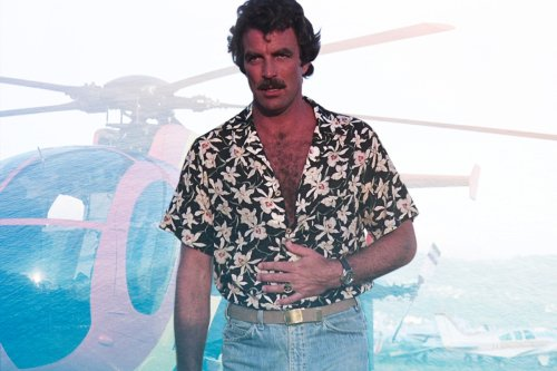 Take It From a Woman: Magnum P.I. Should Be Your Summer Style Inspiration
