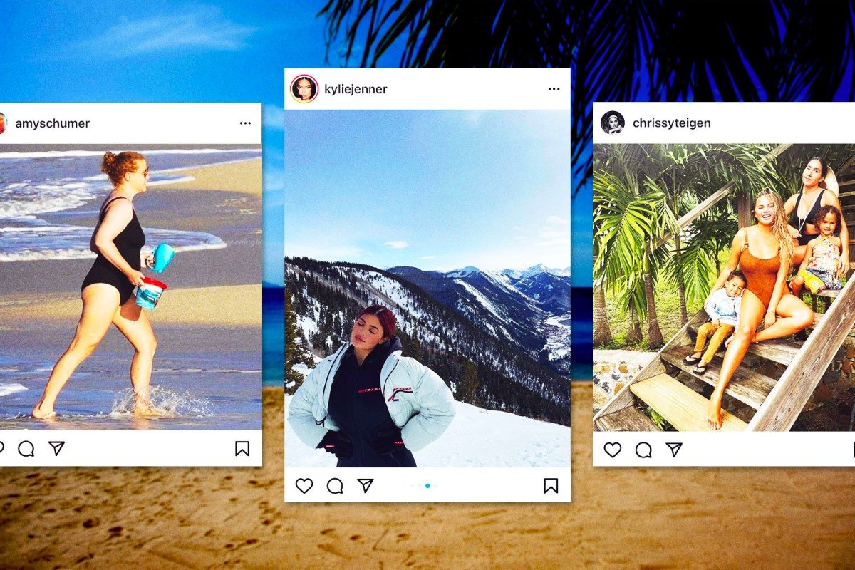 How Long Will Vacation Posting Remain a Social-Media Faux Pas?