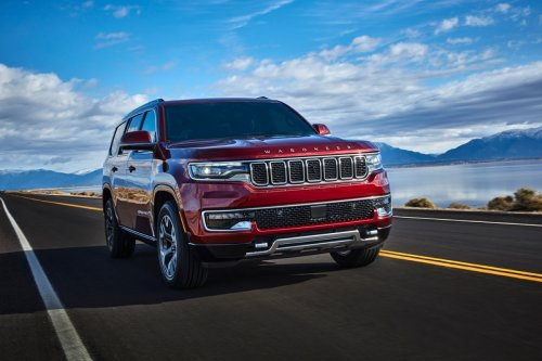 This Highly Anticipated SUV Proves, Yes, We Desperately Need Stricter Fuel Economy Rules