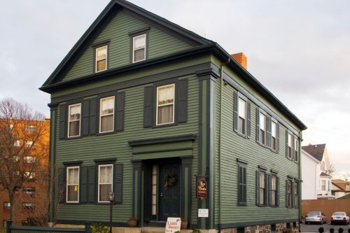 The Lizzie Borden Murder House Has a New Owner